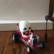 Creepy T monster car by Mike K pic 3