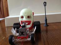 Creepy T monster car by Mike K pic 5