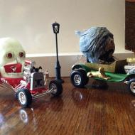 Creepy T monster car by Mike K pic 7