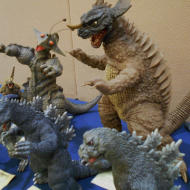 More Kaiju kits