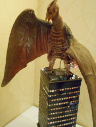 Bill Newell Rodan - 4 ft tall