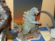 Jon Legrande Aurora Godzilla