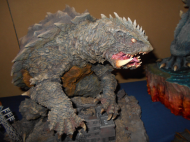 Jon Legrande Gamera