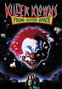 Killer Klowns movieposter