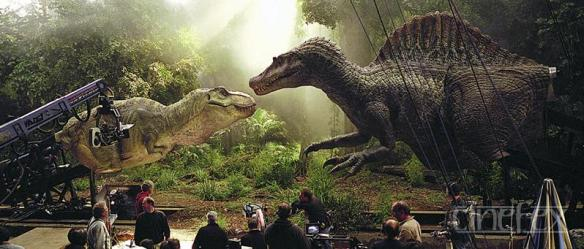 T-Rex_Spinosaurus