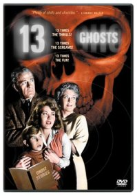 13 ghosts 1960 poster