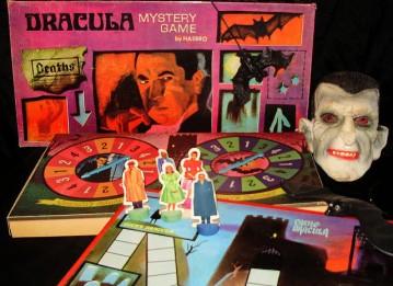 Dracula Mystery game - hasbro