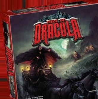 Fury of Dracula Game
