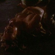Galaxy of terror worm scene