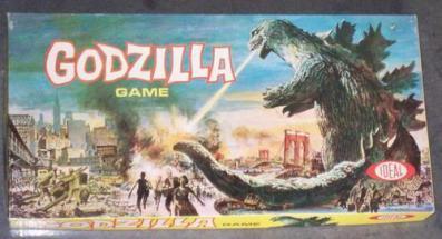 Godzilla - the game - ideal