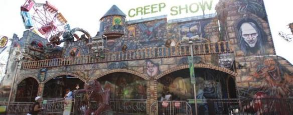 Haunted House Spook Show Rides 5