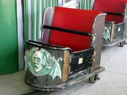 Haunted House Spook Show Rides - cars - 1