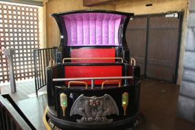 Haunted House Spook Show Rides - cars - 3