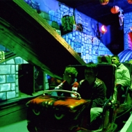Haunted House Spook Show Rides - cars - 7