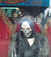 Haunted House Spook Show Rides - greeters 2