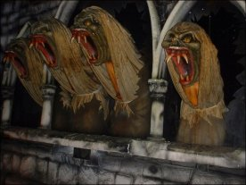 Haunted House Spook Show Rides - scenes 2