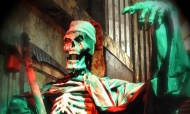 Haunted House Spook Show Rides - scenes 5