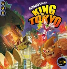 King of Tokyo Board Game