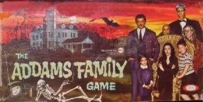 the adams family game