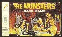 The Munsters game 1964