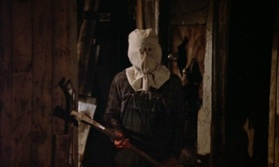 Friday the 13th 2 jason masked