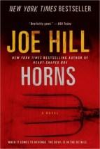 Joe Hill horns book