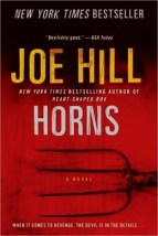 Joe Hill horns book