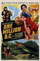One Million BC 1940- poster 4