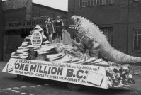 One Million BC 1940- theatrical release 1