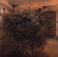 Beksinski - hell vision