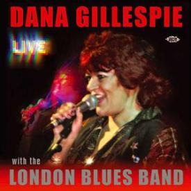 Dana Gillespie Live