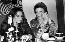 dana gillespie with david bowie