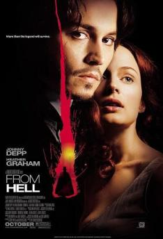 From Hell 2001 - poster