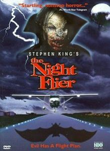 The Night Flyer - Cover art