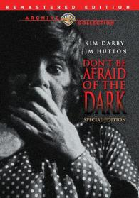 dont be afraid of the dark - remastered dvd