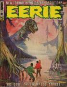frank frazetta - pic 12 - eerie magazine cover