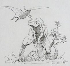 frank frazetta - pic 14 - sketch b