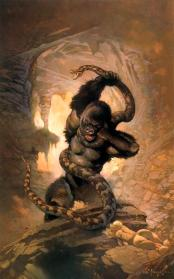 frank frazetta - pic 8 - - The Eighth Wonder