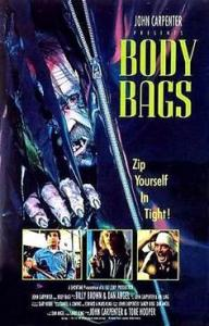 body bags 1993 - poster