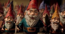 goosebumps-2015 - pic 11 - a bunch of happy killer gnomes