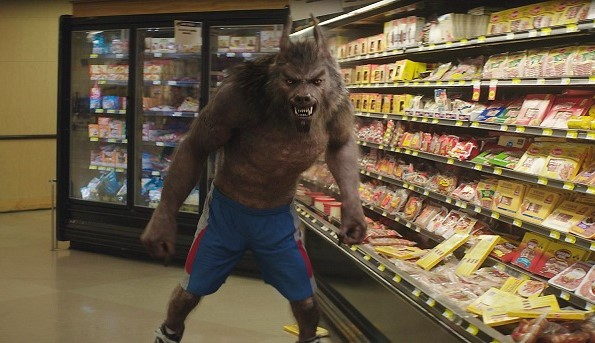 goosebumps 2015 - werewolf 2