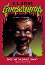 goosebumps- night of the living dummy
