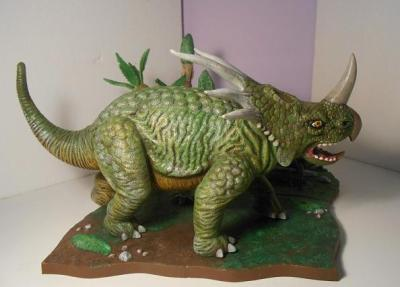 mike k - styracosaurus with forest expansion - pic 1