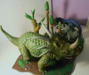 mike k - styracosaurus with forest expansion - pic 2