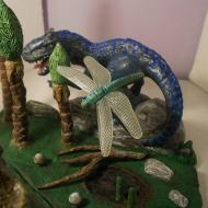 mike k - styracosaurus with forest expansion - pic 9