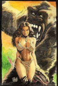 budd root - cavewoman - pic 1