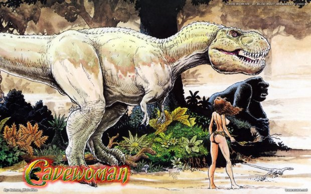 budd root - cavewoman - pic 3