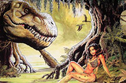 budd root - cavewoman - pic 6