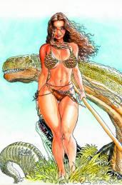 budd root - cavewoman - pic 7