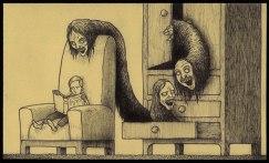 don kenn - post it monsters - pic 3